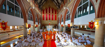 Wat Phra Dhammakaya London